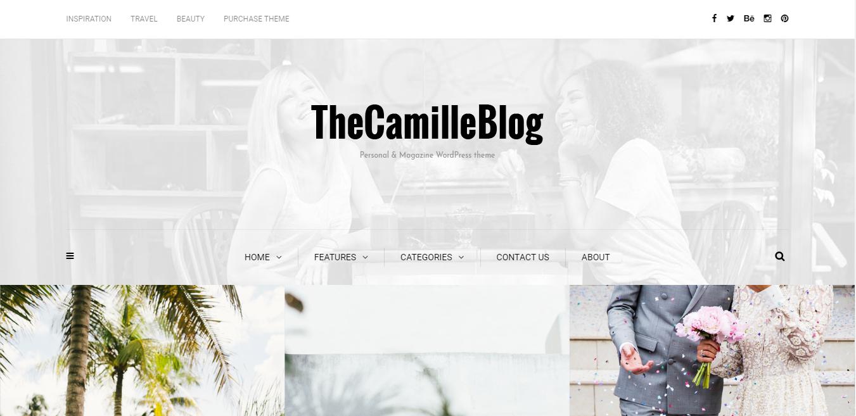 Camille theme