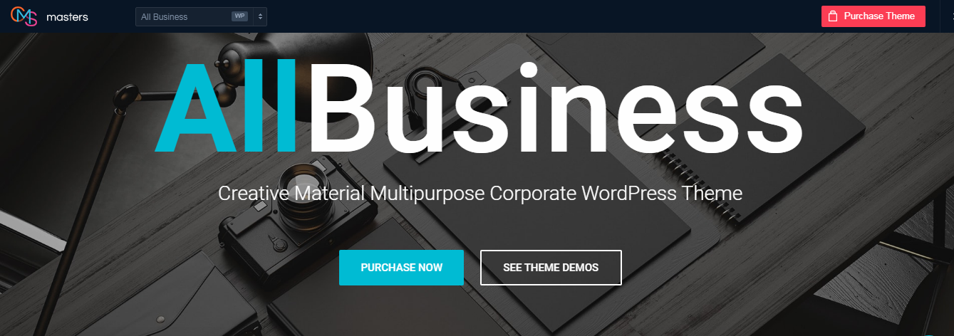 Allbusiness theme