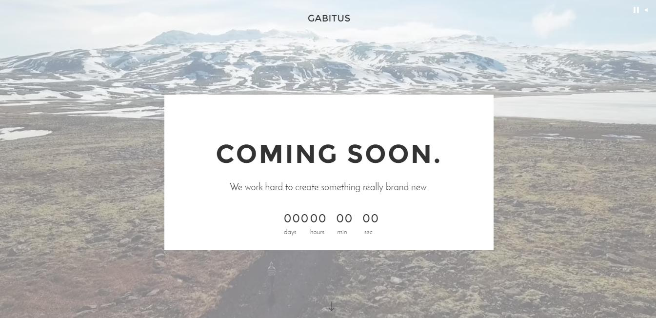 Gabitus theme