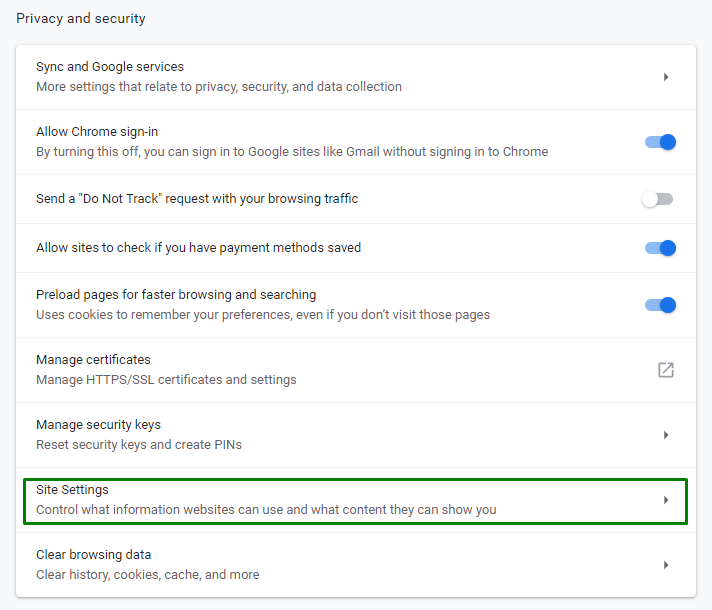 how to disable pop-up blockers on Google Chrome