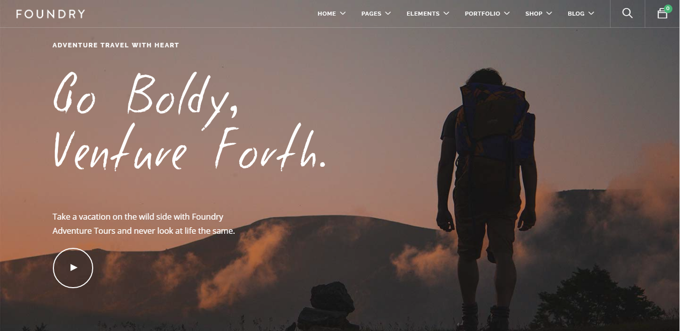 Foundry theme