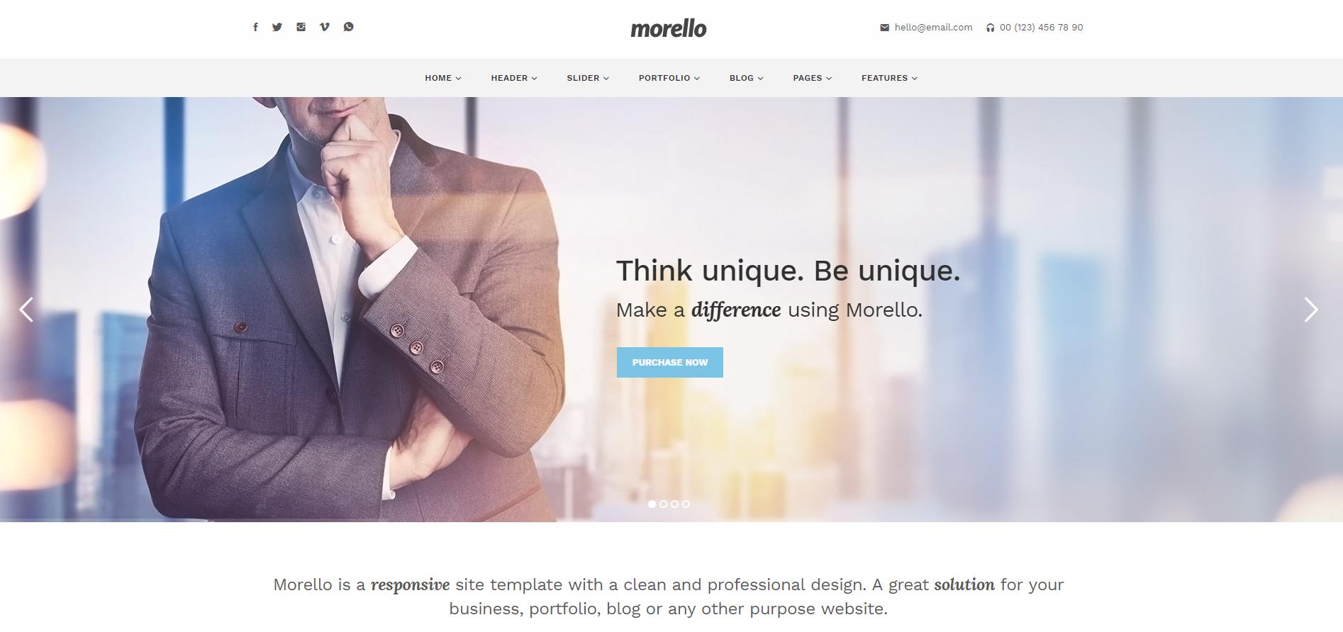 Morello theme
