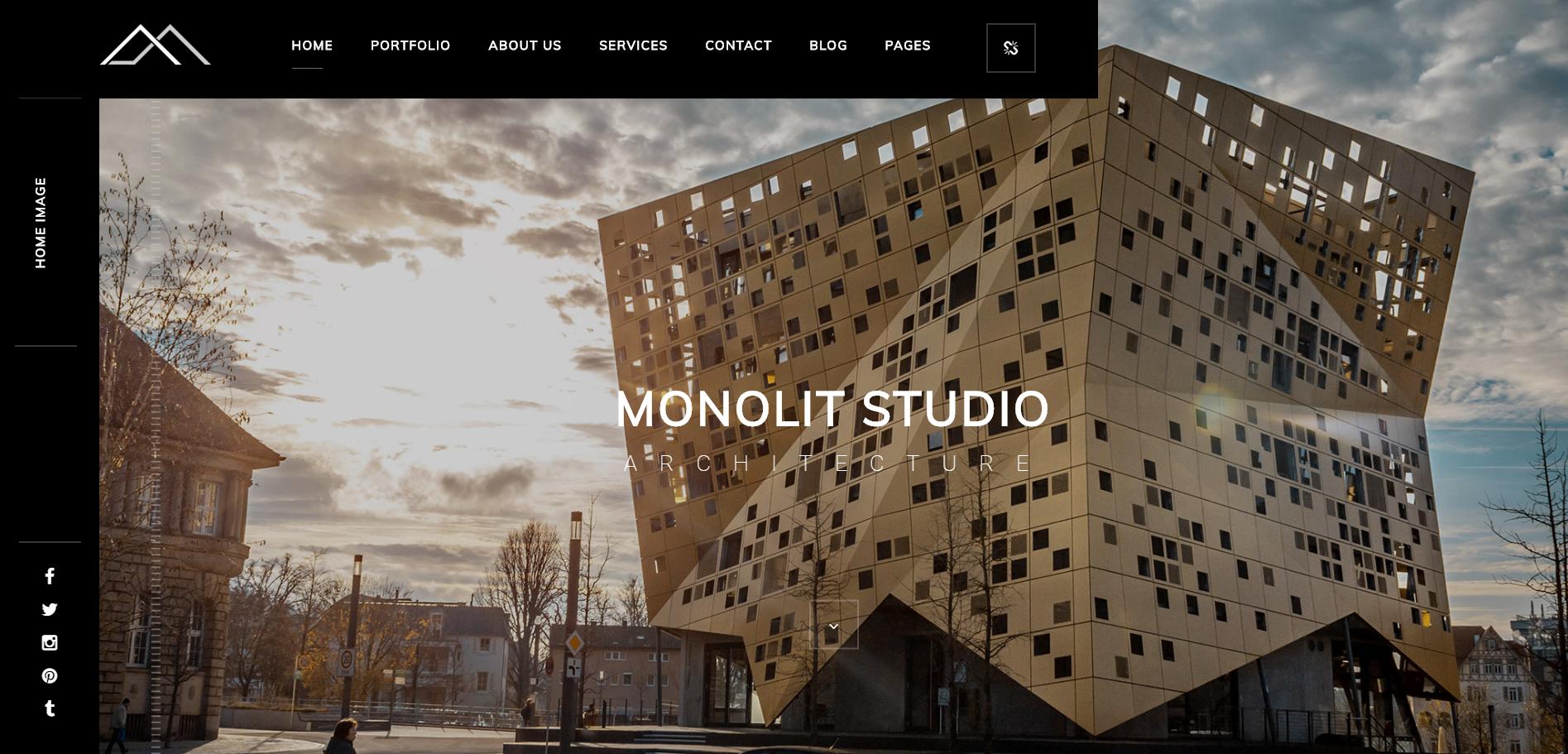 Monolit theme