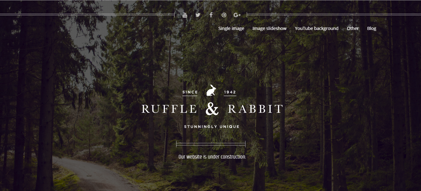 Rabbit theme