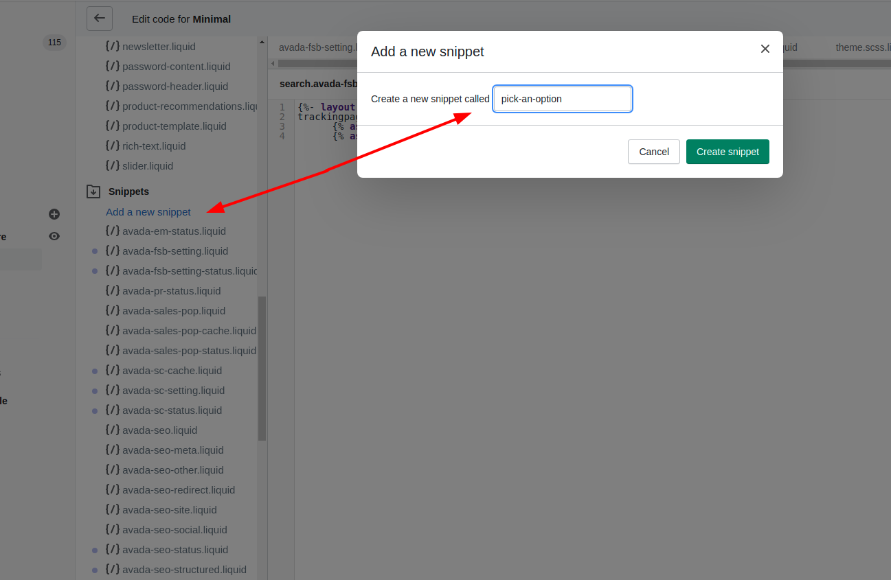 How to display a feature image on a product page in Shopify